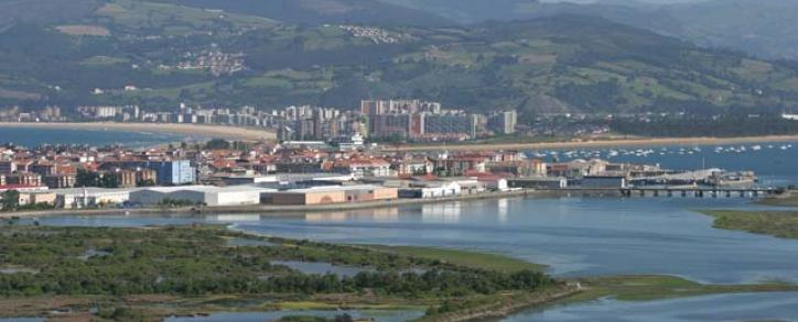 View of Santoña