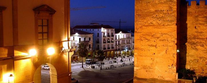 Main Square, Caceres