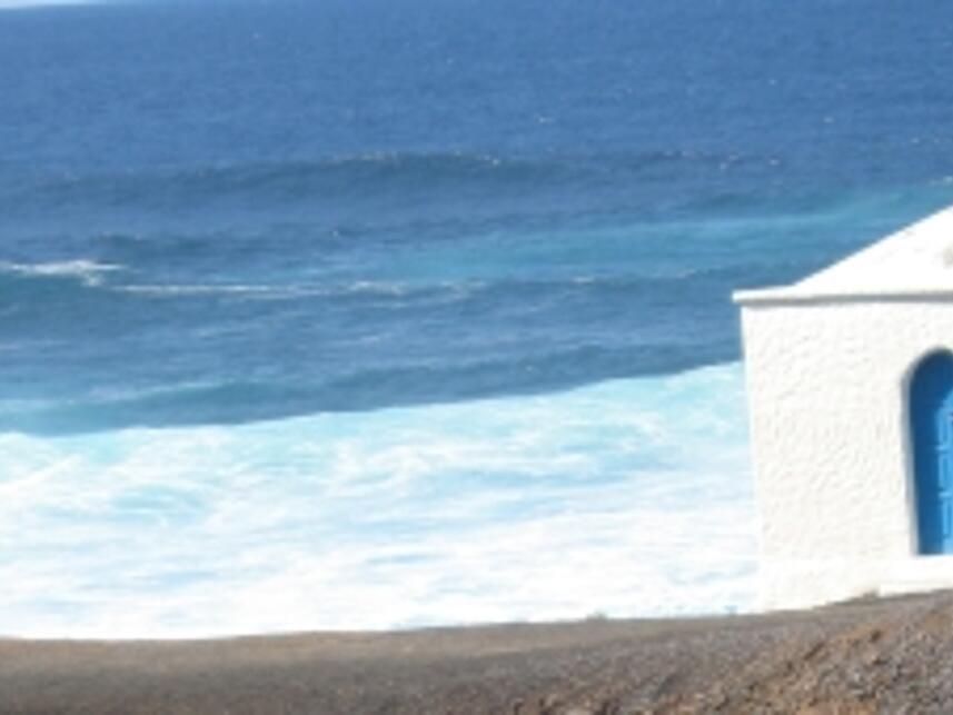 El Golfo en Lanzarote