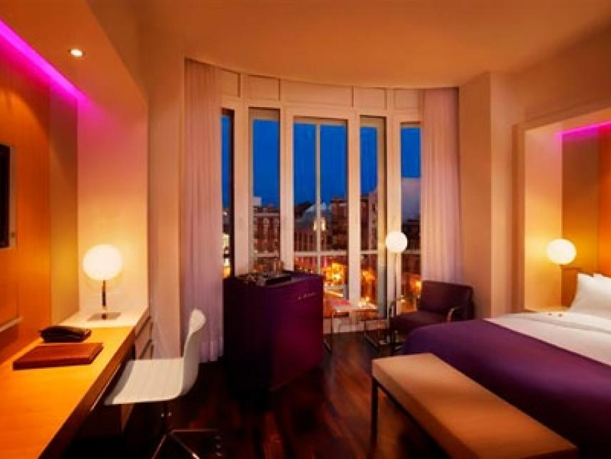 especial hoteles lujo madrid