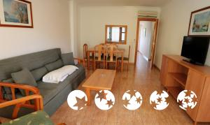 """Foto de una habitación de """"Apartamentos Maracay"""""""
