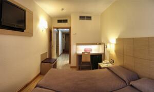 """Foto de una habitación de """"Hotel Condes De Haro"""""""