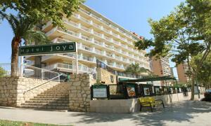 """Foto del exterior de """"Hotel Joya"""""""