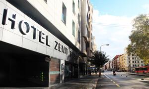 """Foto del exterior de """"Hotel Zenit Bilbao"""""""