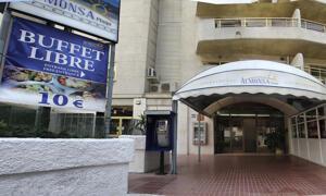 "Foto del exterior de ""Aparthotel Almonsa Platja"""