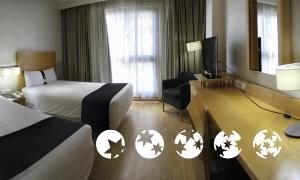 "Foto di una camera da ""Hotel Alameda Plaza (ex Holiday Inn Valencia)"""