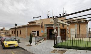 """Foto del exterior de """"Hotel Medina de Toledo"""""""
