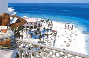 "Foto do exterior - ""Hotel Riu Cancun"""