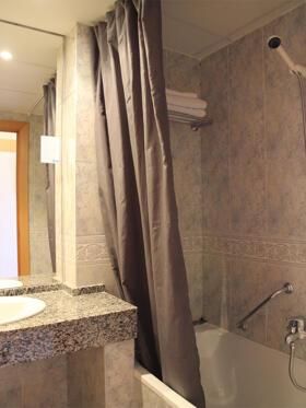 """Foto del baño de """"Ohtels Belvedere"""""""