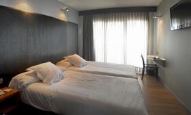 """Foto de una habitación de """"Hotel Chiqui"""""""