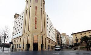 """Foto del exterior de """"Hotel Bahía"""""""