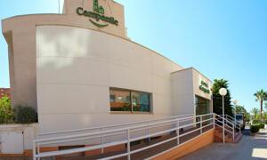 """Foto del exterior de """"Campanile Alicante"""""""