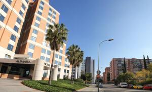"""Exterior – """"Hotel Alimara"""""""