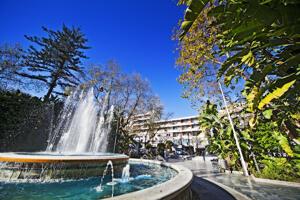"Foto del exterior de ""Hotel San Cristobal"""