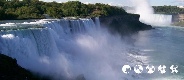 Fotografía de Nueva York: Cataratas de Niagara