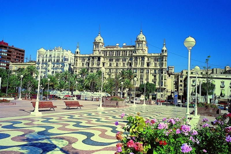 Alicante Spain  city photo : Hoteles en Alicante, Alicante Tu Hotel en centraldereservas.com