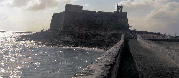 Fotografía de Lanzarote Island: Castillo de San Gabriel, Arrecife