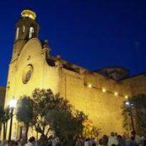 Calella catedral