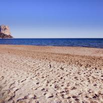 Calpe, playa