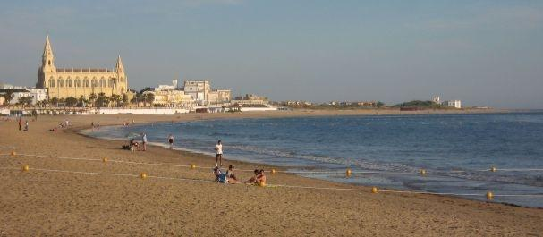 Fotografía de Chipiona: La Playa de Regla, Chipiona