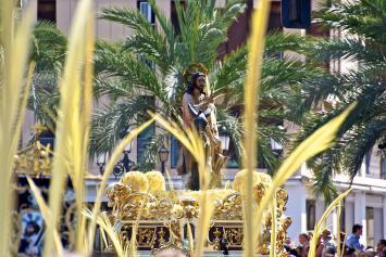 Domingo de Ramos en Elche