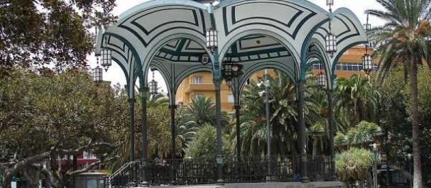 Fotografía de Las Palmas: Parque San Telmo