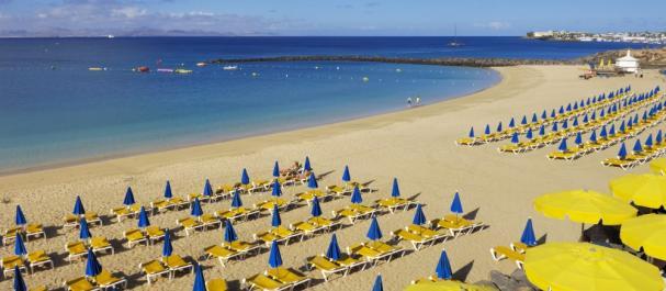 Fotografía de Playa Blanca: Playa de Yaiza