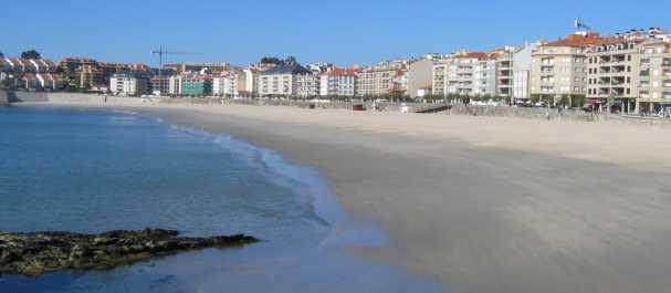 Fotografía de Pontevedra: Playa de Silgar