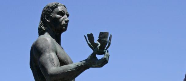 Fotografía de La Gomera: Hautacuperche - un aborigen de Gomera