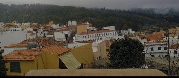 Fotografía de Vilaflor: Vista sobre Vilaflor