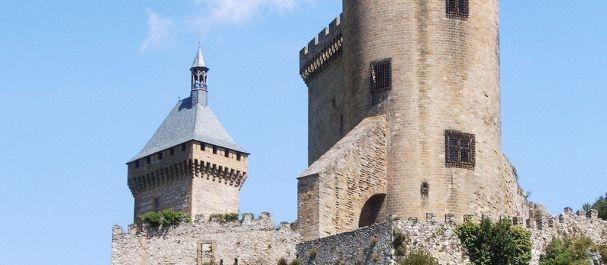 Fotografía de Foix: El Castillo de Foix