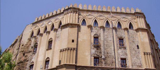 Fotografía de Palermo: Palermo Palazzo Normanni