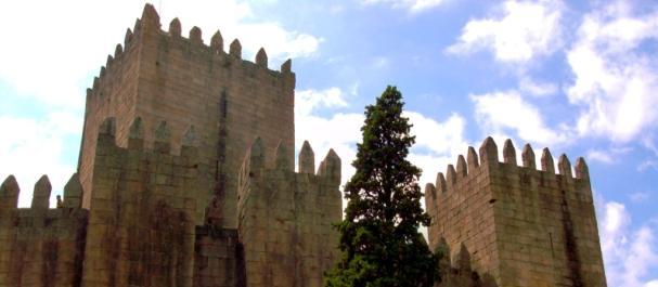 Fotografía de Braga: Castillo de Guimaraes
