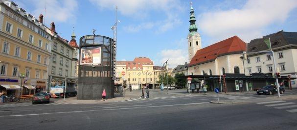Fotografía de Klagenfurt: Heiligengeistplatz