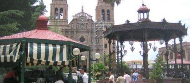 Fotografía de Chihuahua: Plaza de Chihuahua