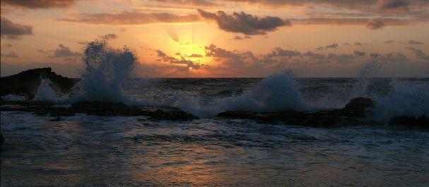 Fotografía de Quintana Roo: Atardecer en Cozumel