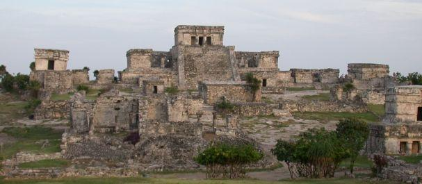 Fotografía de Quintana Roo: Ruinas en Tulum