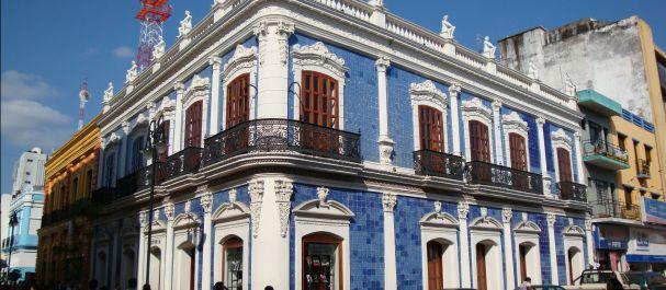 Fotografía de Villahermosa: Casa de los Azulejos - Villahermosa
