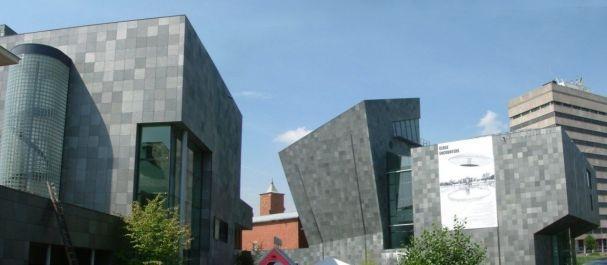 Fotografía de Eindhoven: Museo Van Abbemuseum en Eindhoven