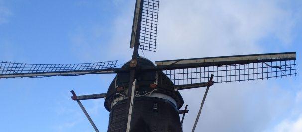 Fotografía de Noviomago: Molino en Nijmegen