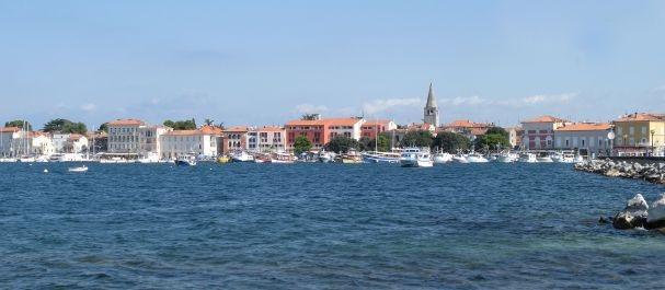 Fotografía de Croacia: Puerto de Porec