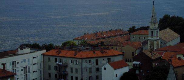 Fotografía de Croatie: Puesta de sol sobre Zadar