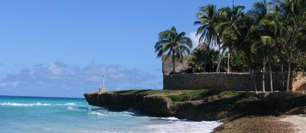 Fotografía de Cuba: Playa de Varadero