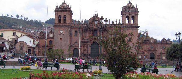 Fotografía de Perú: Plaza de Armas de Cuzco