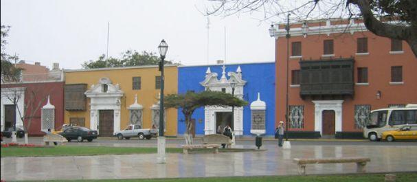 Fotografía de Perú: Plaza de Armas Trujillo