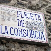 La plaza de Andorra la Vella