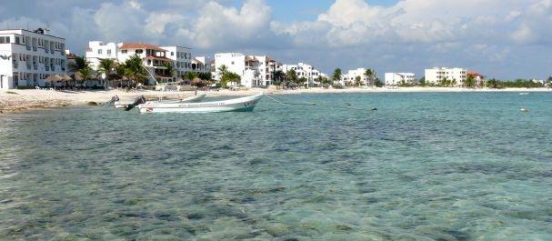 Fotografía de Quintana Roo: Vista hacia la Bahia de Media Luna