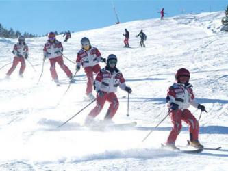 Clases de Esqui en Port del Comte Estación de Esqu