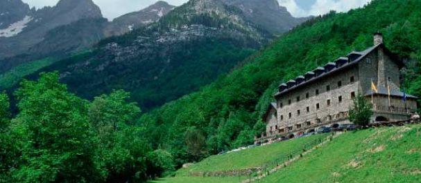 Fotografía de : Hoteles en los Pirineos