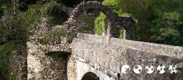 Fotografía de Tarascon-sur-Ariège: Le Pont du Diable, Tarrascon